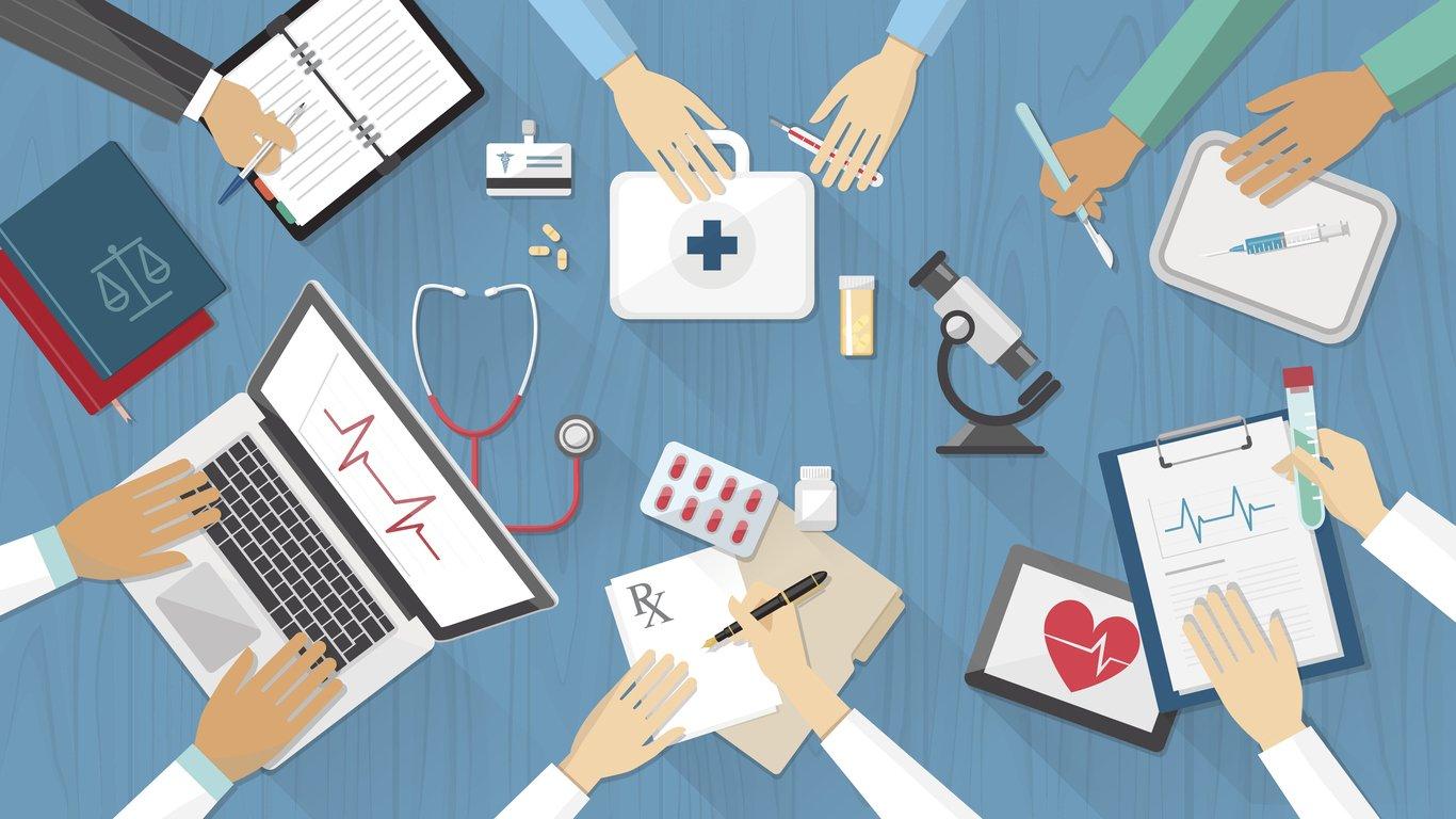Life science - medical data