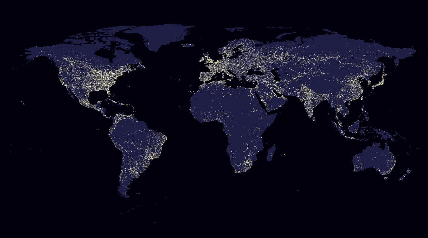 Power Compare - bitcoin mining global usage