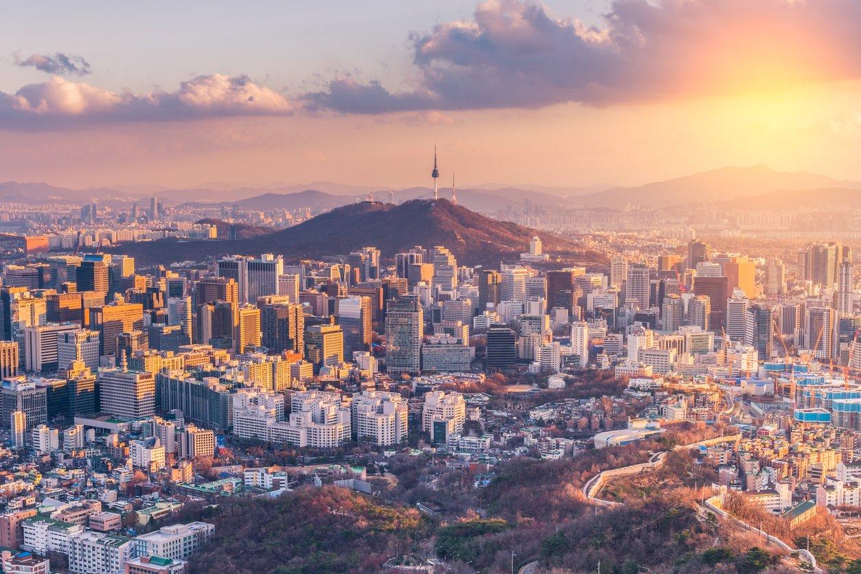 Samsung SDS - city of Seoul