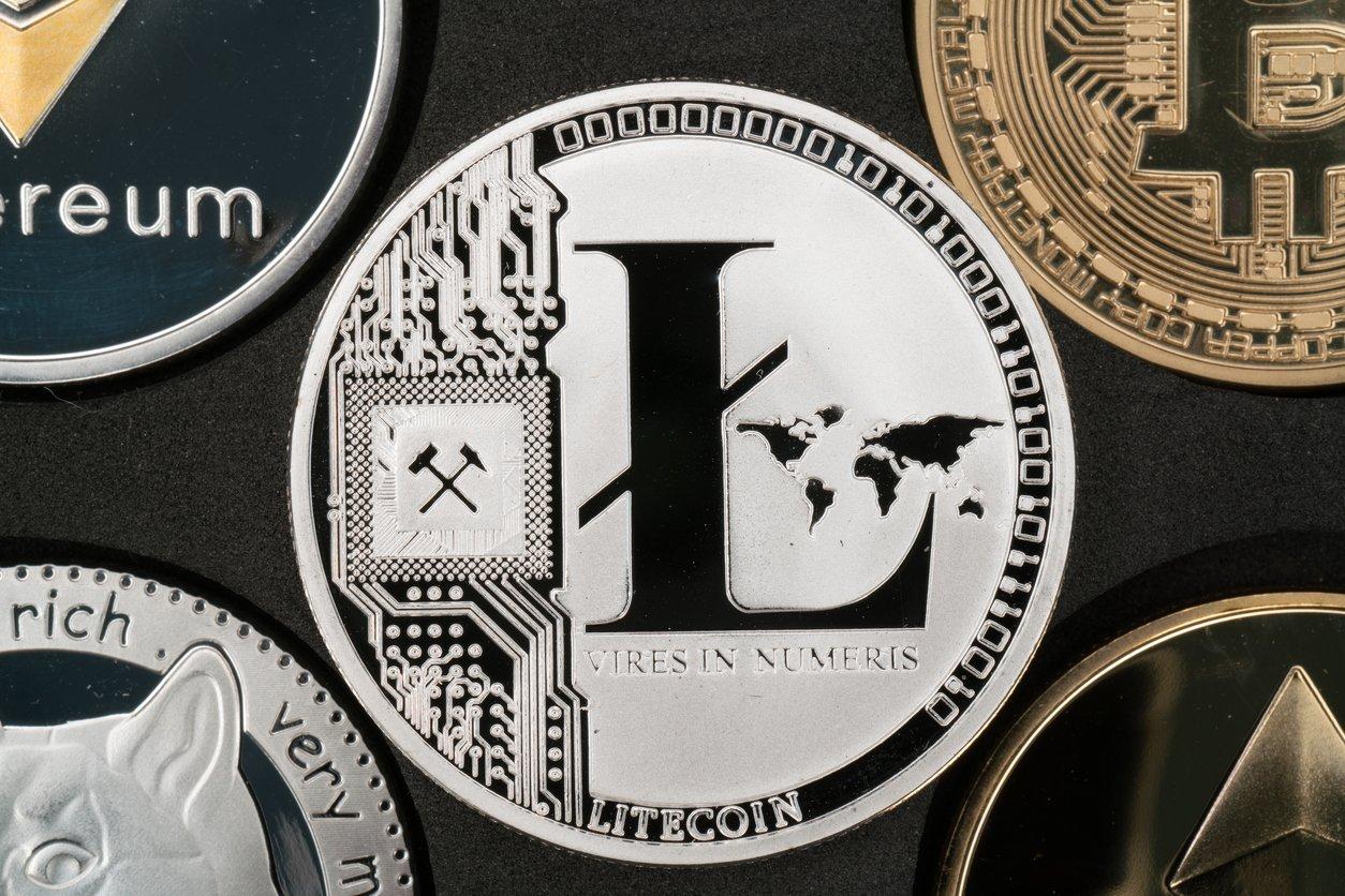 Litecoin - dark web