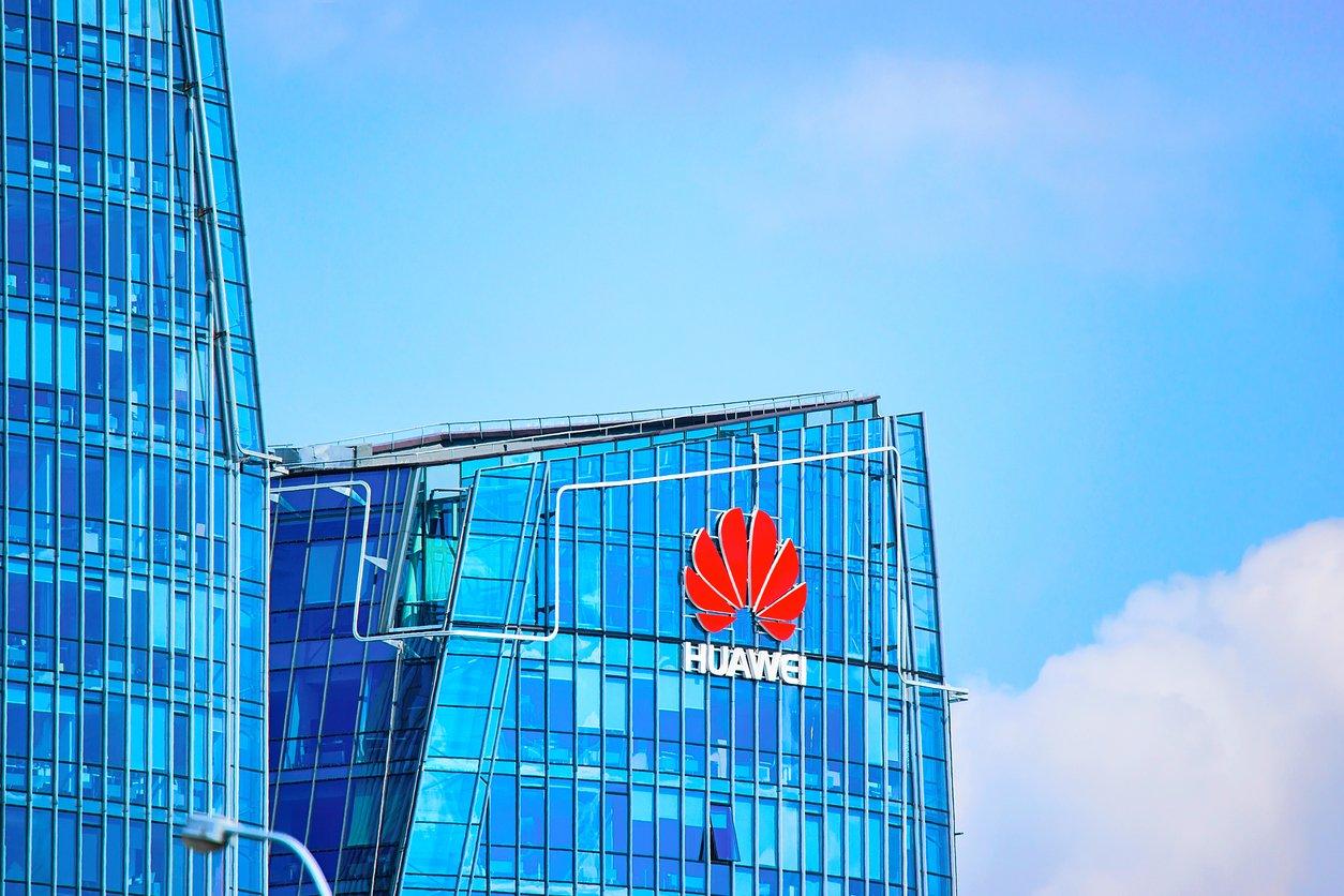 Huawei launches BaaS