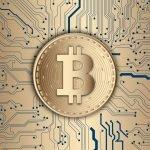 A bitcoin image.